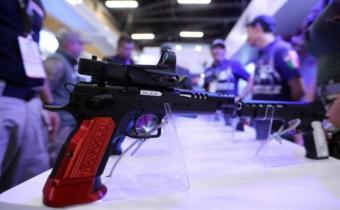 Venta de armas sube por primera vez en 6 años