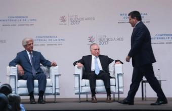 Avanzan en Buenos Aires las negociaciones para acuerdo entre Mercosur y UE