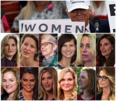 Las mujeres del Presidente