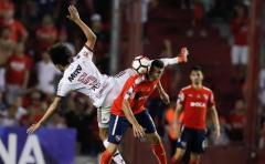 Independiente, con ventaja, visita Maracaná