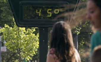 Cisneros advierte ola de calor con sensaciones térmicas que superarán los 50 grados