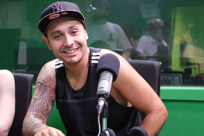 """Damián Lescano: """"La música tropical es una imitación de la música centroamericana mal hecha"""""""