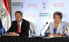 Paraguay abre jornada electoral para elegir candidatos a Presidencia en 2018