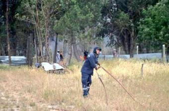 Incendio en Canelones afectó 100 hectáreas