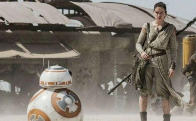 """Star Wars: The Last Jedi"" logra 220 millones en EEUU en primer fin de semana"