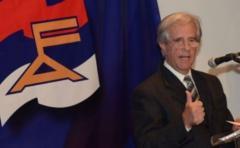 Oposición reaccionó ante el video de Vázquez en comité de base