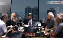 """García: """"el gran responsable de Pluna se hace el chancho rengo y es Pepe Mujica"""""""
