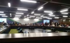 Cancilleres revisan la agenda del Mercosur en vísperas de la cumbre.