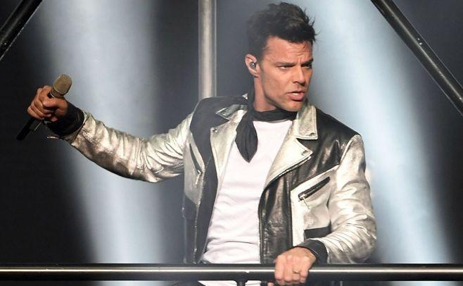 """Ricky Martin regresará en 2018 a Las Vegas con su espectáculo """"All in"""""""