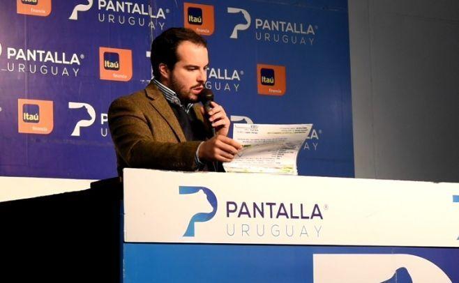 """Pantalla Uruguay: con mercado """"estable"""", el consorcio ofrece """"buenos ganados"""""""