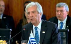 """Vázquez asegura que la Unión Europea """"tiene la palabra"""" en las negociaciones con el Mercosur"""