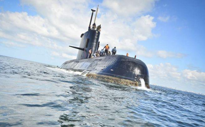 Allanan sede de la Armada argentina por irregularidades en reparación de submarino