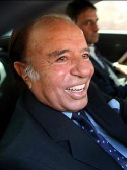 Fiscalía pidió cuatro años de cárcel para Carlos Menem en juicio por encubrimiento