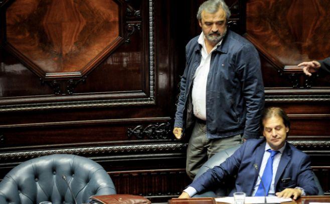 """Larrañaga encendió la interna del Partido Nacional: """"Toda vez que el sector del 'lacallismo' fue grande tuvimos partido chico"""""""