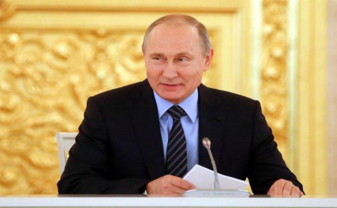 Partido del Kremlin apoya a Putin como candidato a las presidenciales