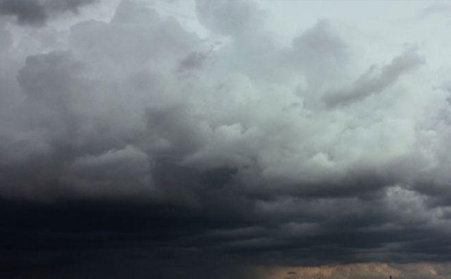 Alerta naranja en seis departamentos  por tormentas fuertes