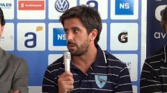 Emiliano Caffera confía en la clasificación de Los Teros a la Copa del Mundo