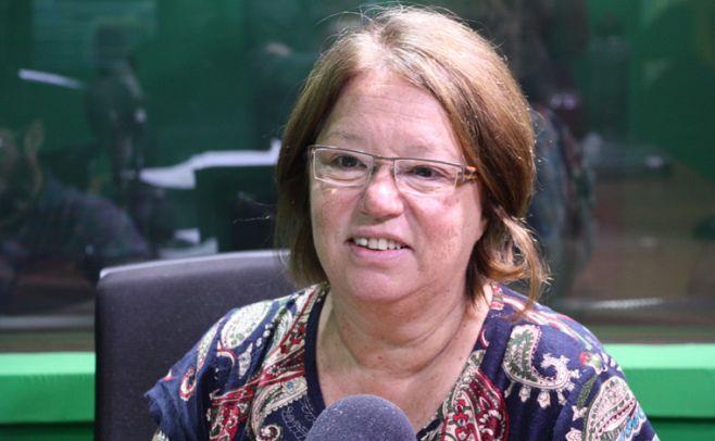 Mónica Xavier, senadora del Frente Amplio. Foto: Julieta Añon/ El Espectador