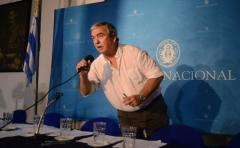 "Heber: ""No hay lucha de poder dentro del Partido Nacional"""