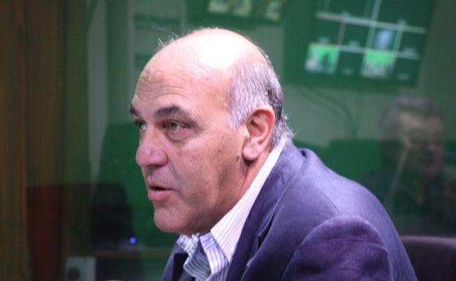Gabriel Murara, presidente de la Cámara de Industrias. Foto: Francisco Morales/ El Espectador