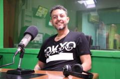 """Denis Elías: """"Me explotó la cabeza al ver una banda en vivo�"""