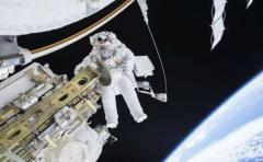 Los cosmonautas de la Estación Espacial recibirán el Año Nuevo 15 veces