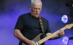 David Gilmour, exguitarrista de Pink Floyd, visita observatorio ALMA en Chile