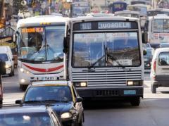 Horarios especiales en el transporte colectivo