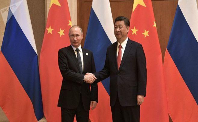 China dispuesta a intensificar la cooperación con Rusia en 2018