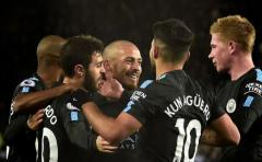 El City y el Tottenham con sonrisa