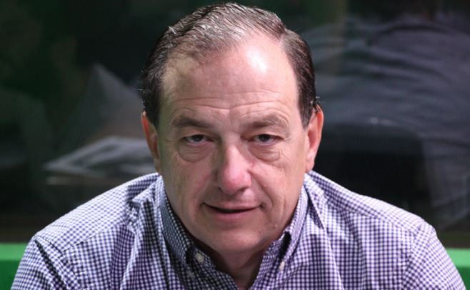 Álvaro Queijo, vicepresidente de la Unión de Exportadores del Uruguay . Foto: Julieta Añon/ El Espectador
