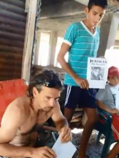 Familiares y amigos de la joven encontrada sin vida en Salto marcharon para pedir justicia
