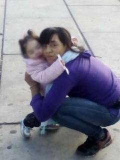 Buscan a mujer de 21 años y su hija de 18 meses desaparecidas desde este lunes