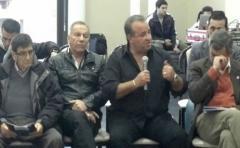 Allanan gremio del sindicalista argentino que fue detenido en Punta del Este
