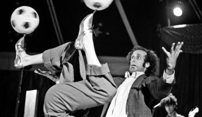Artistas argentinos y uruguayos llevan circo contemporáneo al Castillo Piria
