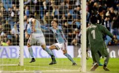 """Maxi Gómez: """"No perdimos dos puntos, ganamos uno"""""""