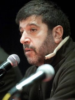 Fernando Pereira, presidente del Pit-cnt. Foto: Ricardo Antunez/ adhoc