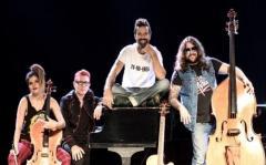 Banda española Jarabe de Palo y colombiano Medrano se presentarán en Quito