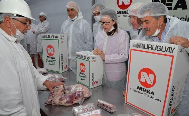 Tercer embarque busca posicionar a la carne ovina en el mercado estadounidense