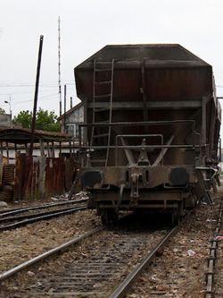 Transporte de carga de AFE registró el menor volumen de su historia