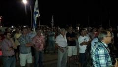 Cientos se manifestaron a las afueras de Salto en busca de respuestas del gobierno
