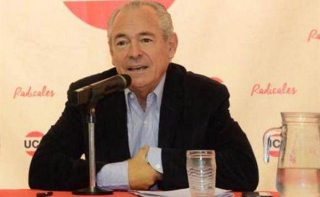 Mario Barletta, embajador argentino en Uruguay. Foto: Twiiter @barlettamario