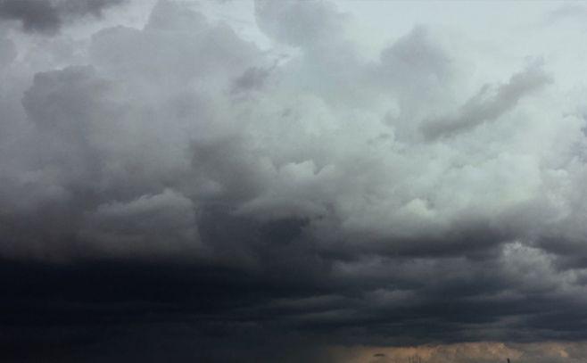Inumet emitió una advertencia amarilla por tormentas fuertes