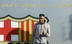 El Barcelona presentará al defensa colombiano Yerry Mina el próximo sábado