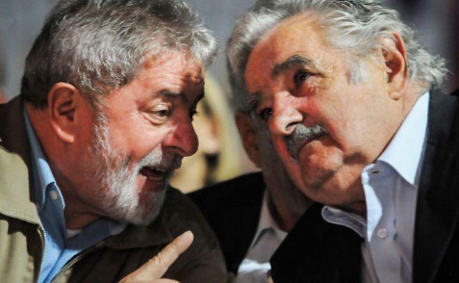 Mujica y 3 exmandatarios más firmaron un manifiesto de apoyo a Lula