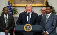 "Maduro pide ""salir"" a contestarle a Trump"