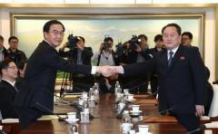 Las dos Coreas acercan posturas sobre la participación del Norte en los JJOO