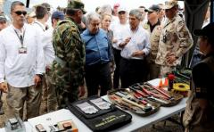 Gobierno colombiano dispuesto a reanudar diálogos si el ELN se decide