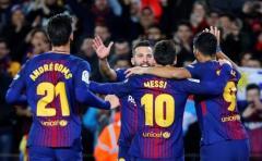 El Barça vuela, sobrio Atlético, renacido Valencia y frustrado Real Madrid