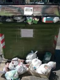 Limpieza de Montevideo paralizada por paro de Adeom